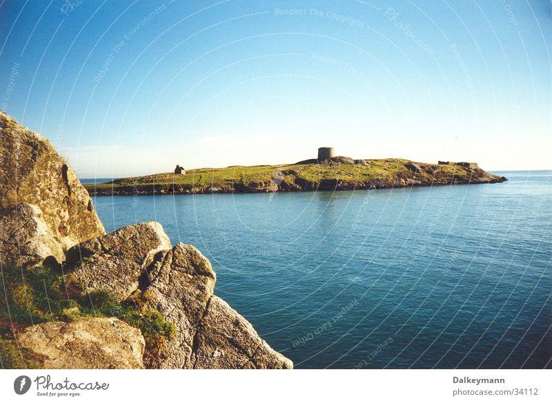 Dalkey Island Ocean Water Ireland dalkey