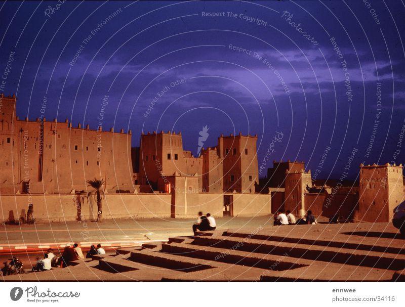 Africa Fez Moral Morocco Medina
