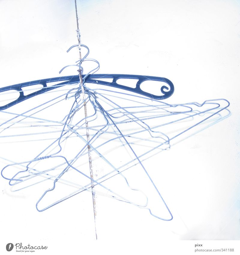 just let it hang Rope Sky Clothing Metal Plastic Utilize Hang Vacation & Travel To swing Wait Sharp-edged Simple Cheap Clean Blue White Safety Pure Emphasis