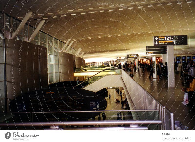 Charles de Gaulles Paris Architecture Airport charles de gaulles