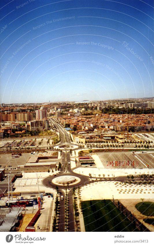 City Architecture Lisbon