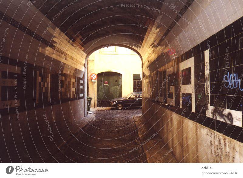 Retro Lisboa Lisbon Portugal Architecture tunel Old