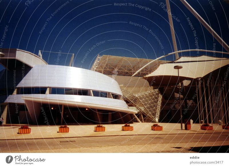 Architecture Exhibition Futurism Lisbon Portugal World exposition