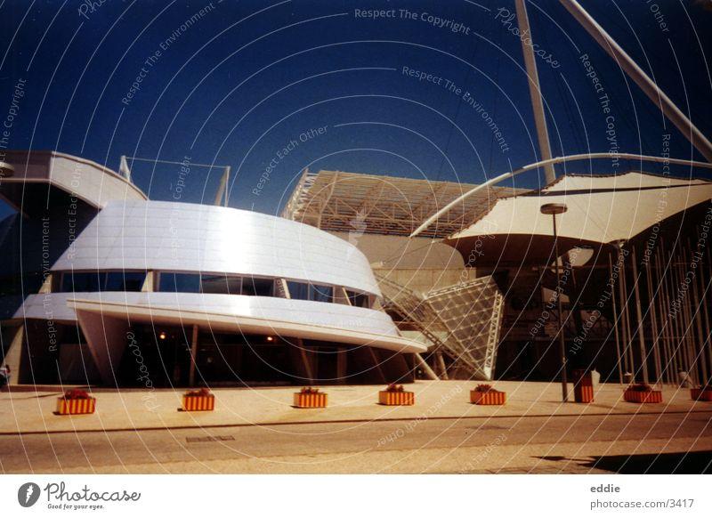 Expo Lisbon Futurism Architecture World exposition