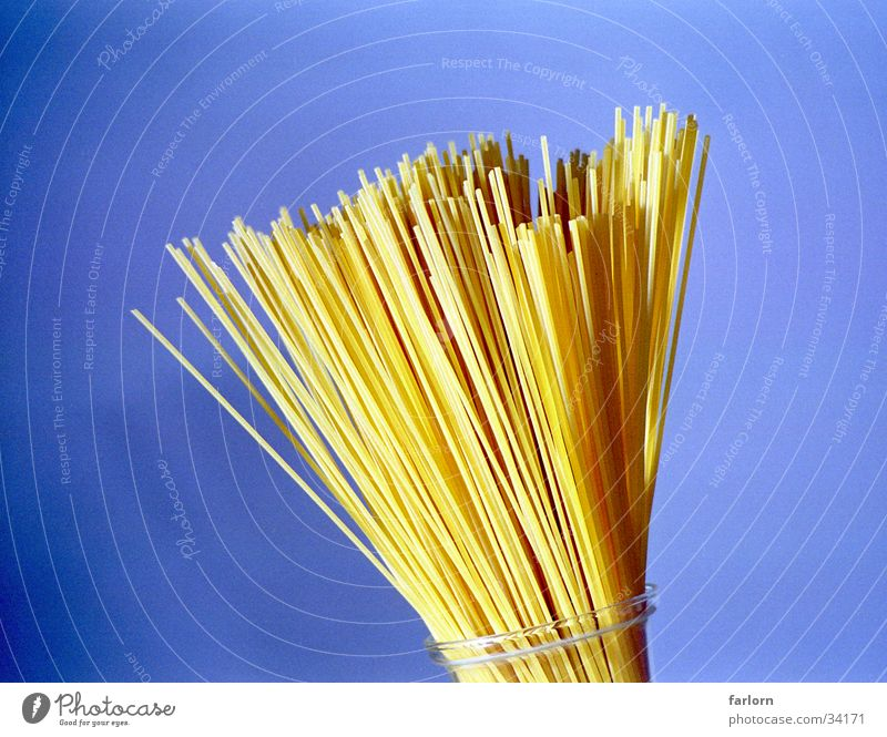 Nutrition Bouquet Noodles Spaghetti Colour Guide
