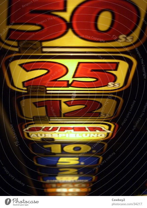 Playing Row Entertainment Casino Gaming machine Amusement arcade