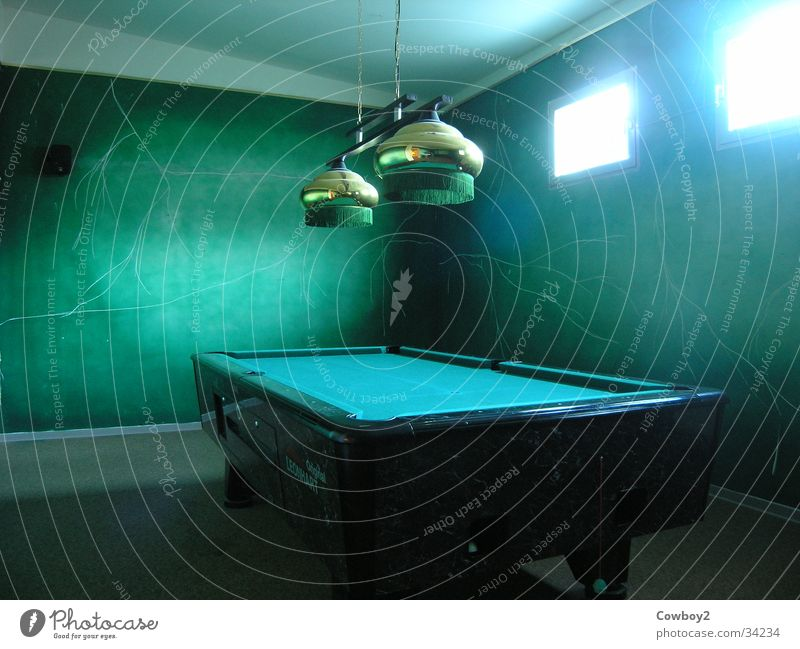 Green Playing Living room Pool (game) Iconic Photographic technology