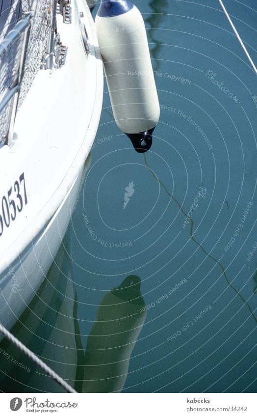 Mirror image Boie Watercraft Navigation boie Sail Harbour