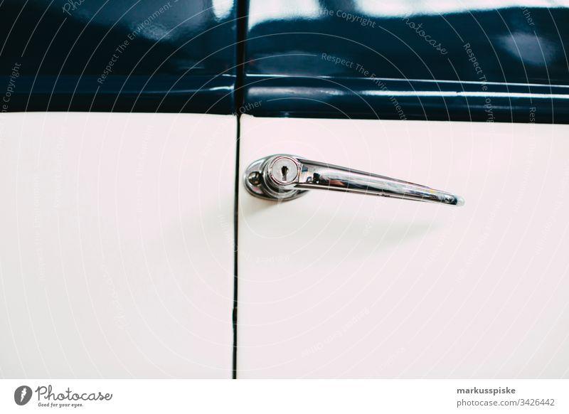 Vintage classic classic car vintage Vintage car Door door handle Classical Vehicle