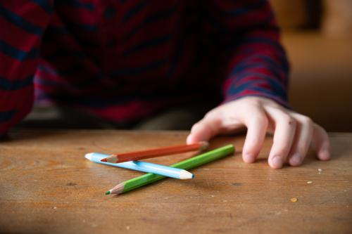 pens Write Homeschooling Elementary school School Painting (action, artwork) crayons Draw Primary school child