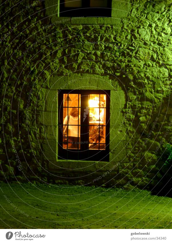 the window Spain Window Light Long exposure Green Yellow Club