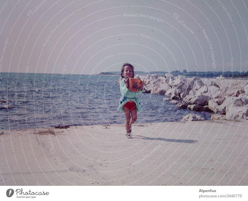 hier riechts doch nach | meer Meer Kind Urlaub Sommer Natur Süden Wasser spielen Tourismus Schwimmen Strand