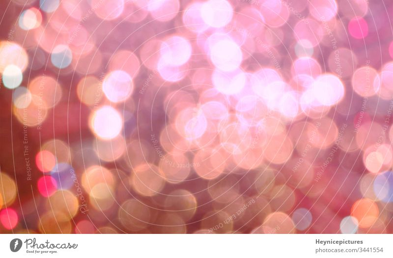 Abstract bokeh background sparkling lights abstract advert advertisement beauty bling bling blue blur blurred bright celebration christmas circle color colored