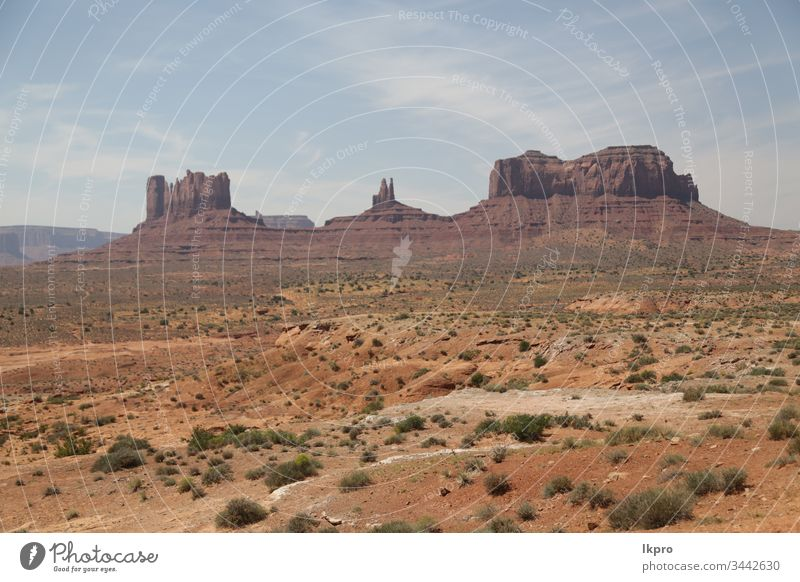 the monument valley park wilderness reservation scenery mountain blur formation arizona utah desert landscape usa rock west travel navajo southwest nature red
