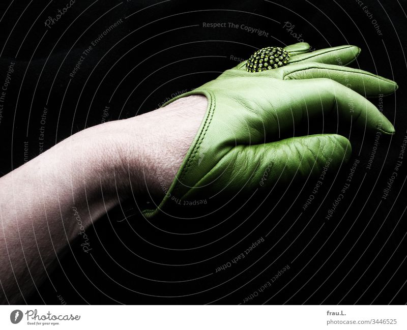The green gloves were extremely chic, the rhinestone ring extra great, but her hand looked a bit overdressed in it during the weekly qigong session of the senior meeting, she thought.