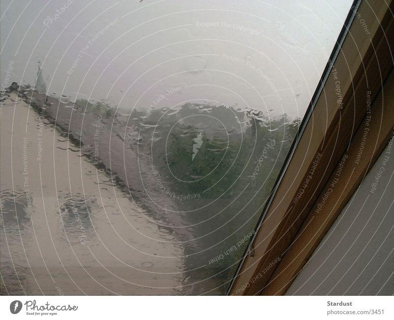 rainy day Window Rain Window pane Water. droplet