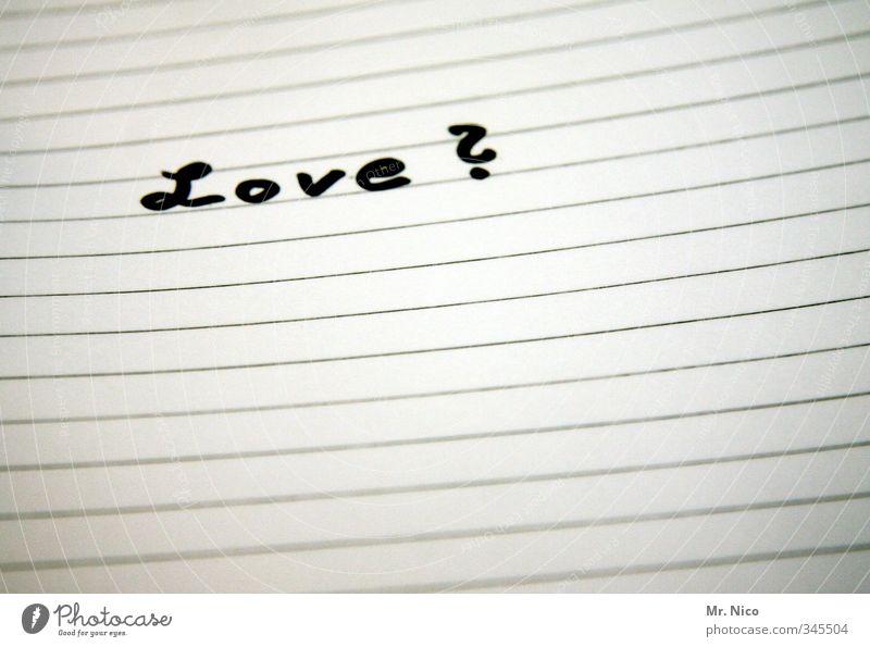 White Black Love Emotions Happy Line Characters Hope Paper Sign Romance Joie de vivre (Vitality) Write Longing Infatuation Pain