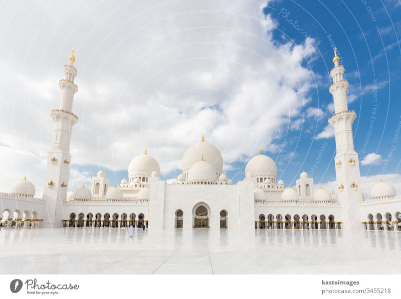 Sheikh Zayed Grand Mosque, Abu Dhabi, United Arab Emirates. mosque abu dhabi sheikh zayed mosque uae islam marble middle east architecture grand muslim religion
