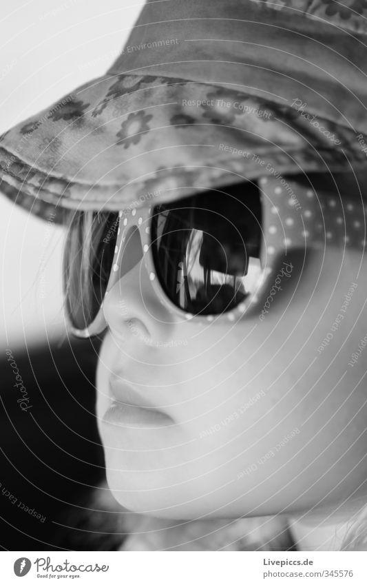 Human being Child White Girl Black Feminine Head Eyeglasses Cloth Toddler Cap Sunglasses 1 - 3 years