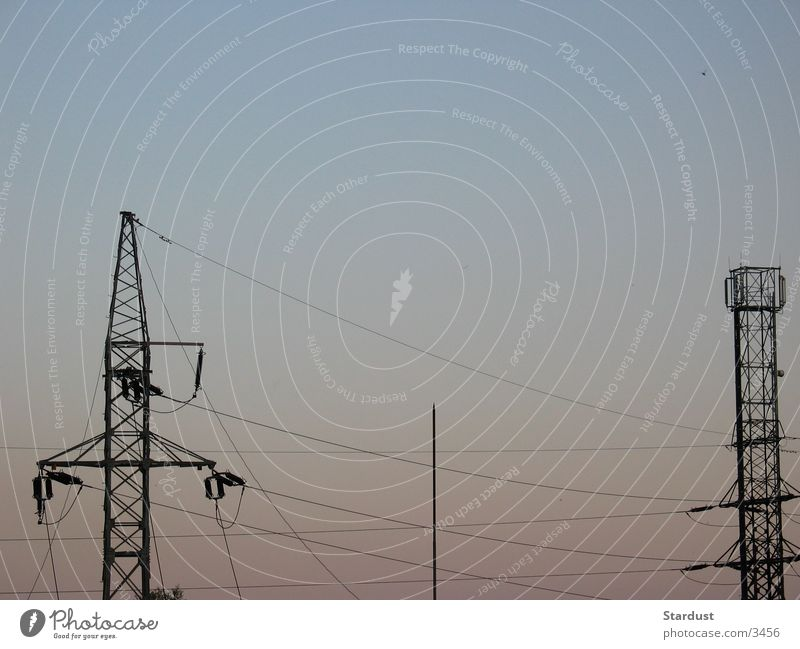 Electricity Technology Electricity pylon Electrical equipment