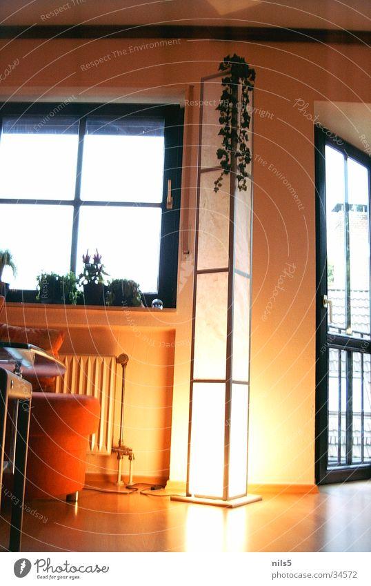 warm light Light Physics Yellow Lamp Flat (apartment) Room Beautiful Style Living or residing Warmth Bright illuminating Decoration Modern New