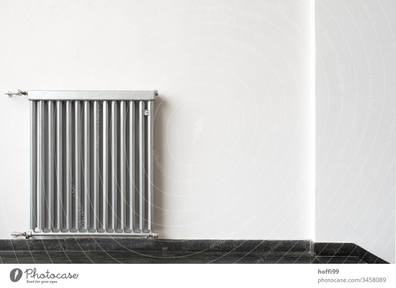 wall radiator architecture heating minimalistc Heating Warmth Heater Room Living or residing Interior shot Deserted Interior design Culture Warm-heartedness