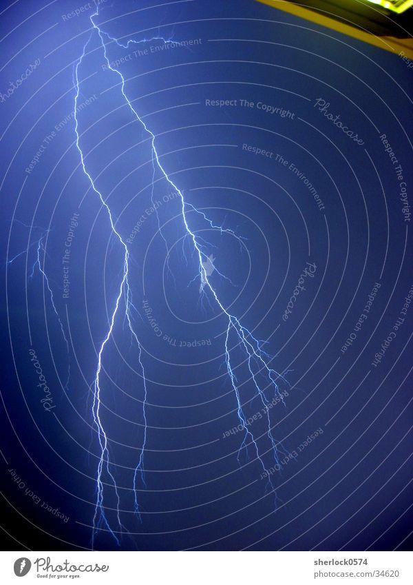 Lightning Thunder and lightning Storm