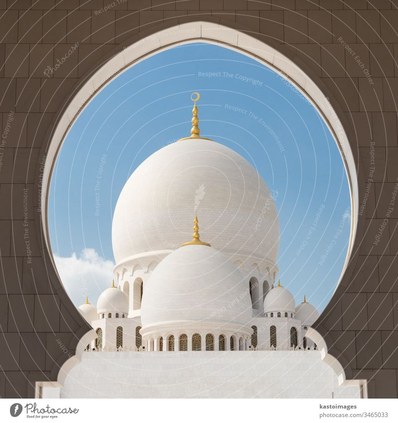Sheikh Zayed Grand Mosque, Abu Dhabi, United Arab Emirates. mosque abu dhabi sheikh zayed mosque uae islam marble middle east window architecture grand muslim