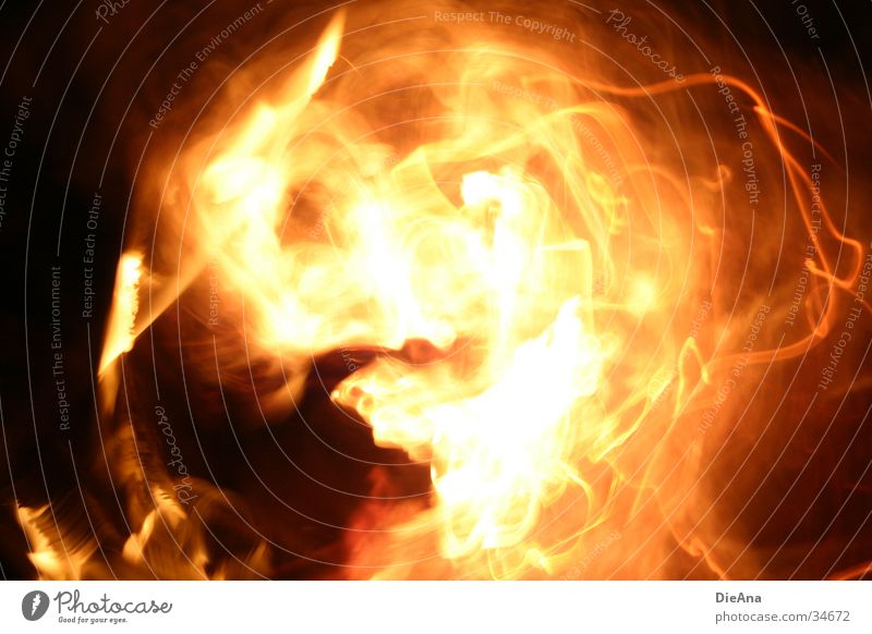 Red Movement Warmth Orange Blaze Hot Burn Flame Explosion Extraterrestrial Photographic technology Explosive Fireball