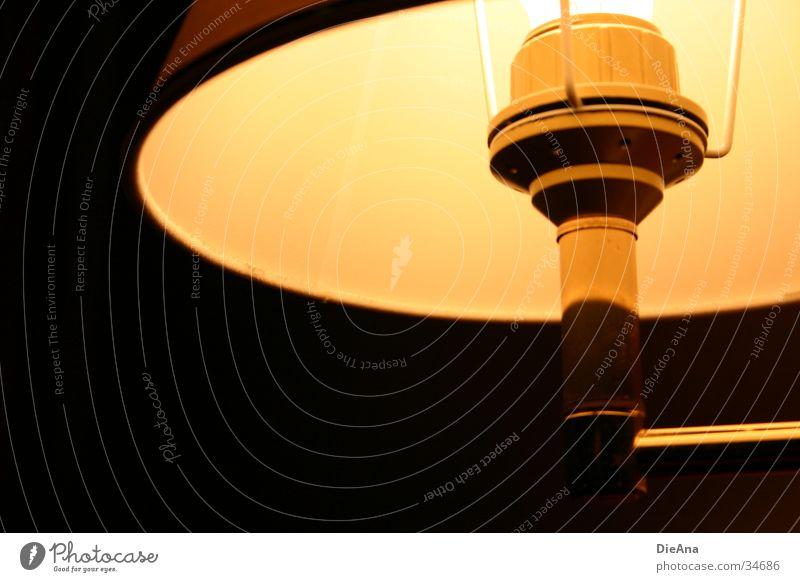 low-lit lamp Electric bulb Light Room Physics Yellow Black Dark Living or residing lamp. lampshade Lamp Lighting Warmth Gold Bright lamp shade bedside lamp