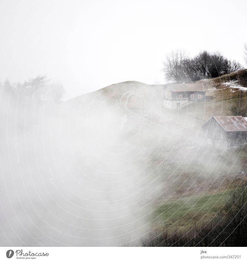 Nature White Loneliness Landscape Calm Clouds Environment Cold Mountain Snow Spring Lanes & trails Rain Wind Fog Contentment