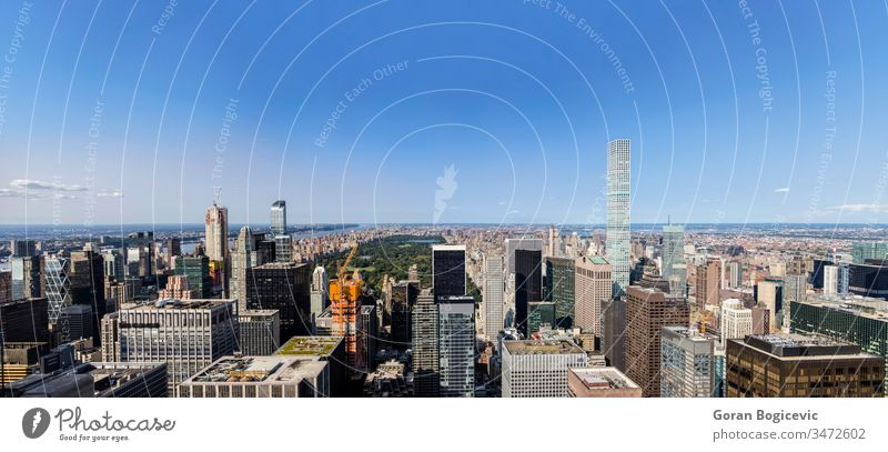 New York, United States background architecture building nobody texture pattern road city cityscape urban view aerial street park outdoors window new financial