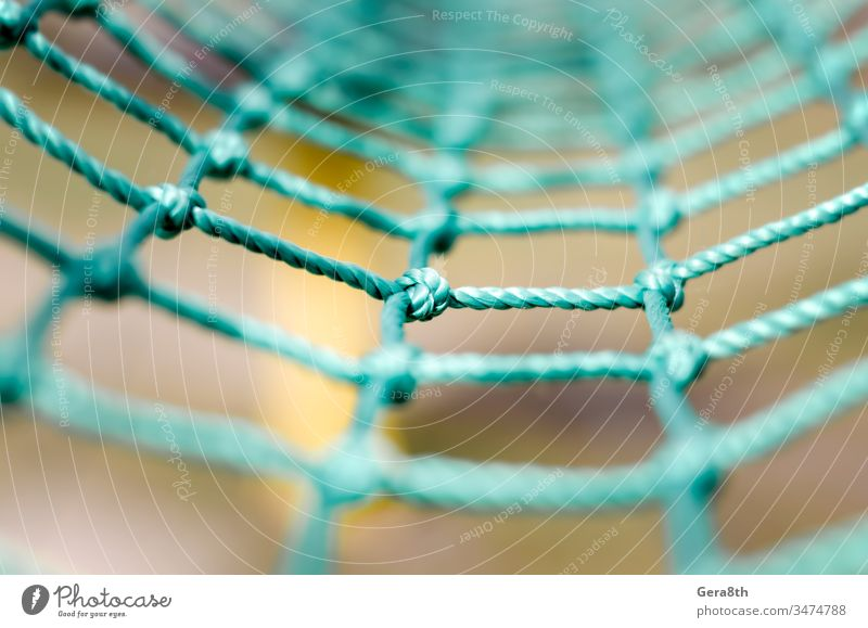 mesh rope knot close up abstract affiliation apposition attachment background black cable chain circuit combination communications compound conjunction