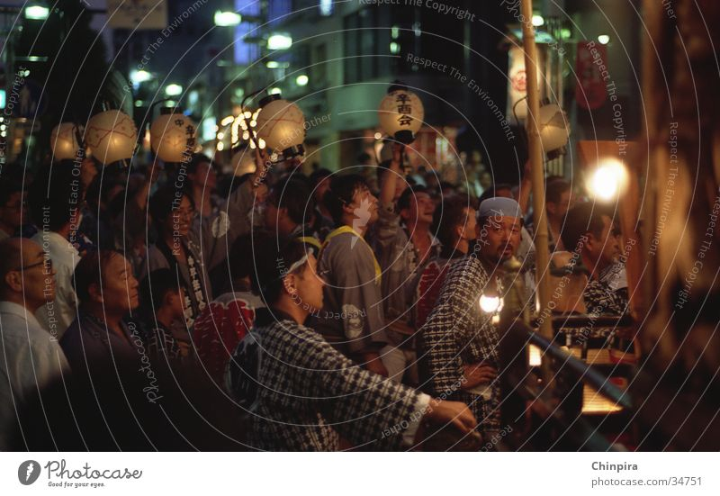 Japanese Festival Night Society Tradition Group Music festival Human being