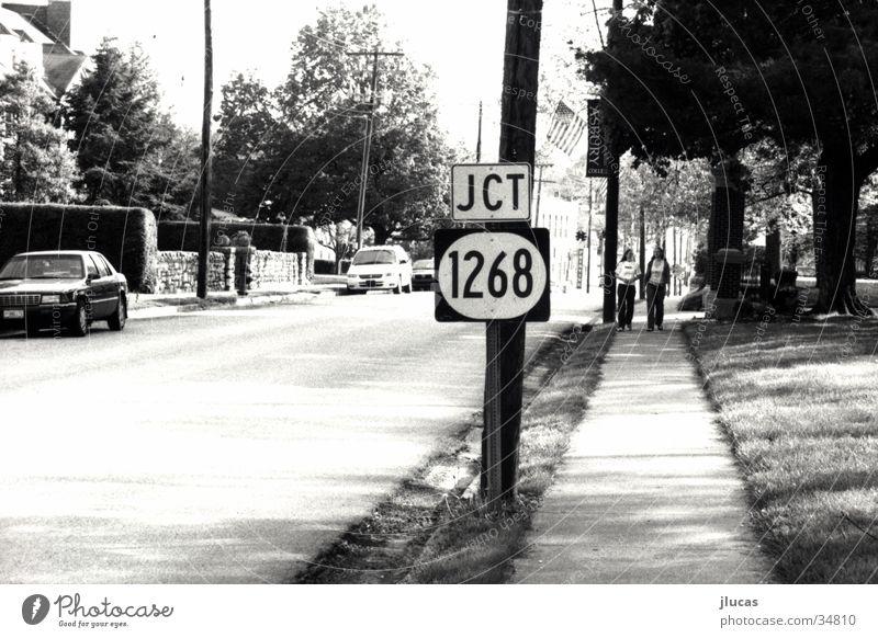 Street Car Sign
