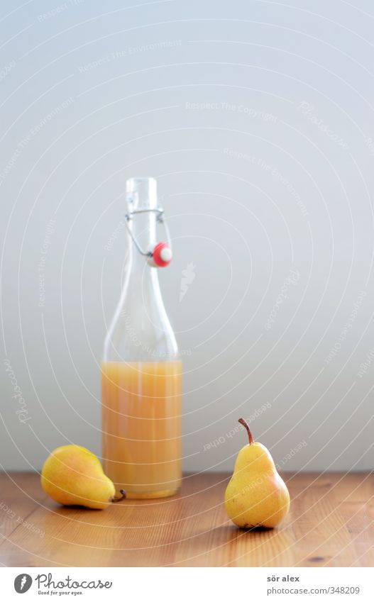 Healthy Eating Orange Fruit Fresh Beverage Sweet To enjoy Drinking Delicious Bottle Vitamin Cold drink Thirst-quencher Juice Pear