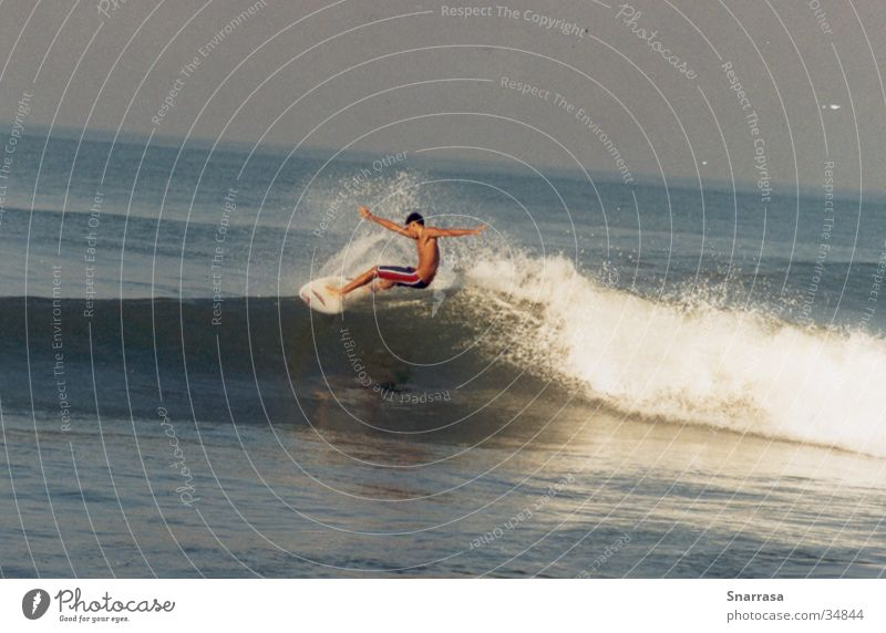 Sports Waves Action Surfing Bali Indonesia Extreme sports