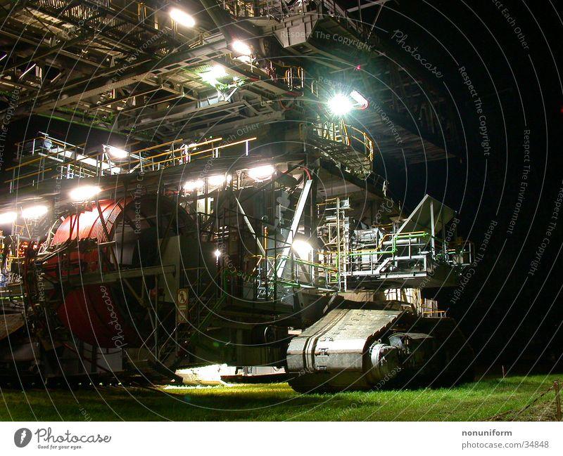 Industry Logistics The Ruhr Excavator Mining Garzweiler Mechanical shovel Rhine-Westfalia Electricity Works AG