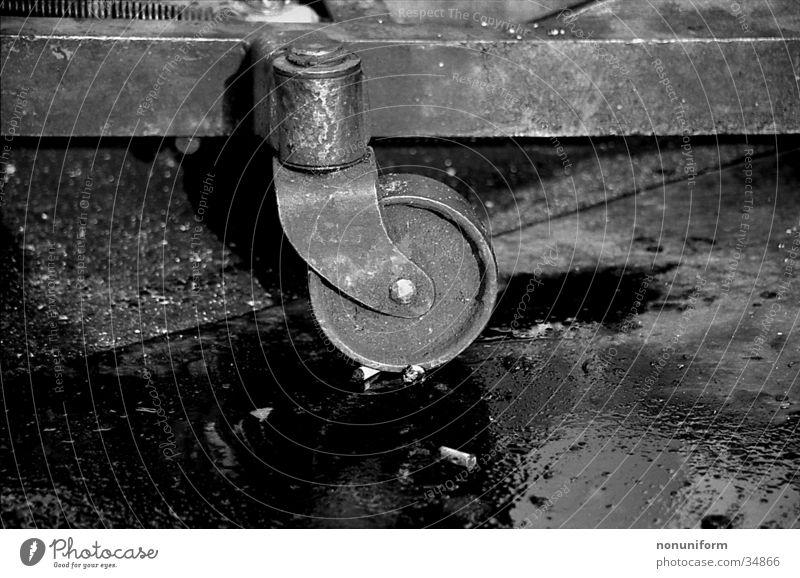 jack Jack Industry Oil Metal Detail repair Black & white photo Close-up