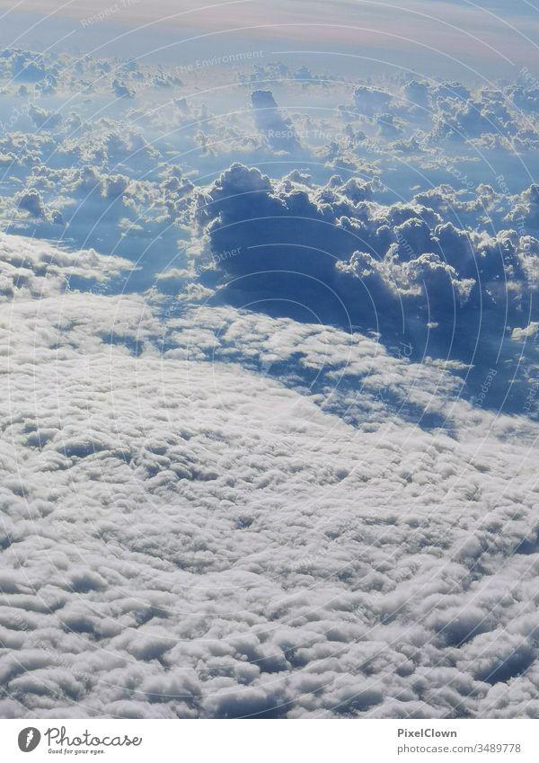 Himmel Himmel, Wolken, Sky Sky blue wolken Summer Nature Blue sky