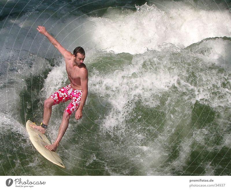 surfer god Surfer Waves White crest Surfboard Sports Water