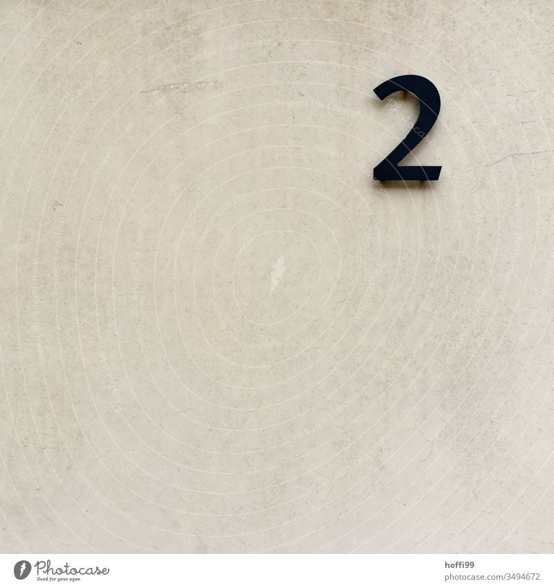 number two 2 number 2 Digits and numbers digit Sign Signs and labeling Characters numerically second