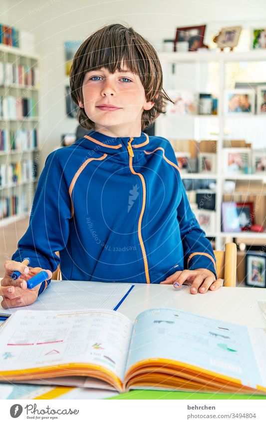 homeschooling | task done, ha! Homeschooling home office Education Calculation Write Reading Contentment work at home study at home stay at home Quarantine Know