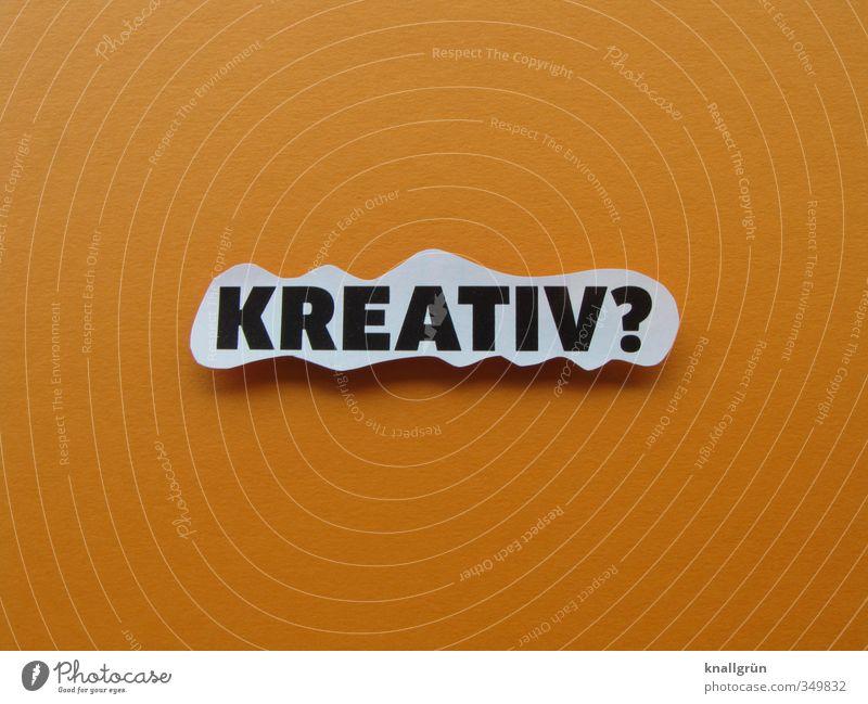 700 times creative? Characters Signs and labeling Communicate Uniqueness Orange White Emotions Joy Joie de vivre (Vitality) Enthusiasm Design Idea Inspiration