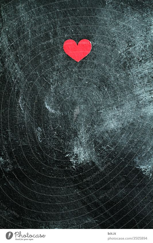 heart Heart Blackboard Love Emotions Valentine's Day Romance luck Infatuation Together Friendship Joie de vivre (Vitality) Loyalty Sign Sympathy Mother's Day