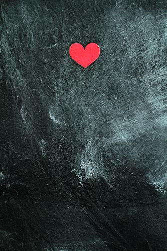heart Heart Blackboard Love Emotions Valentine's Day Romance luck Infatuation Together Friendship Joie de vivre (Vitality) Loyalty Sign Sympathy Mother's Day