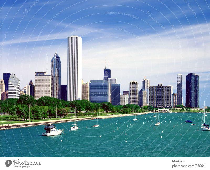 Big City Architecture Skyline