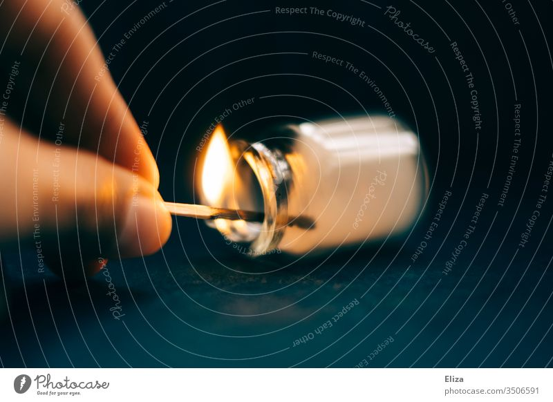 Using a burning match to produce smoke in a vial Match Smoke Fingers Burn Flame Fire Kindle Experimental Playing Dangerous Phial glass vials apothecary vials