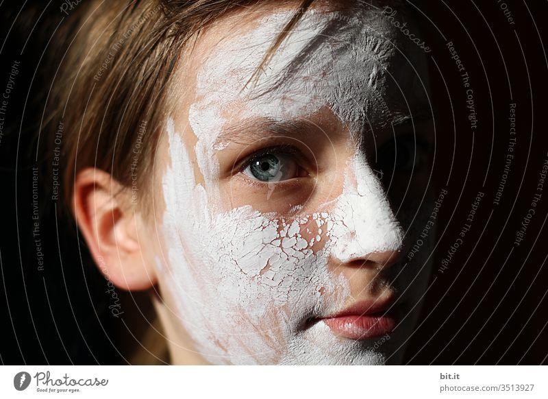 Beauty day Mask Face mask Beauty & Beauty Beauty Photography beauty White Cosmetics already Healthy Spa Cream Skin Skin care Wellness Personal hygiene Wrinkle