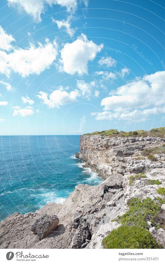 CALA EN TURQUETA - MENORCA Menorca Cala en Turqueta En Turqueta Mediterranean sea Balearic Islands Vacation & Travel Travel photography Spain Idyll Freedom Card